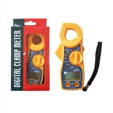 MT87 Digital Multi Clamp Meter - Yellow