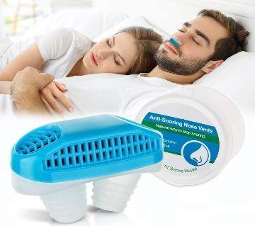 2 IN 1 Anti Snoring & Air Purifier