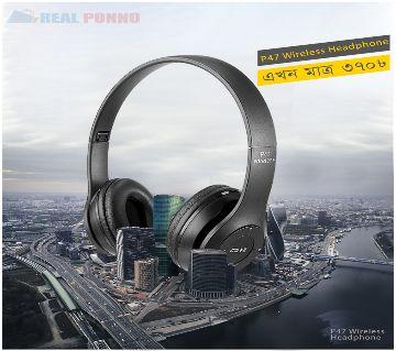 P47 - Wireless Bluetooth Headphone