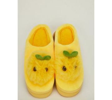Warm and Comfortable Home Cotton Slippers