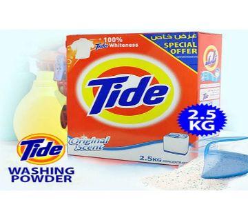 Tide Automatic Detergent Powder 2.5 kg Dubai