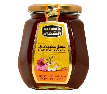 ALSHIFA Natural Honey 500 gm Saudi Arabia