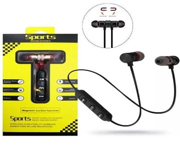 Sports Sound Stereo Bluetooth Headphone