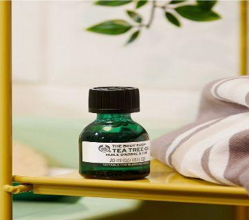 The Body Shop Tea tree Oil 20mL UK