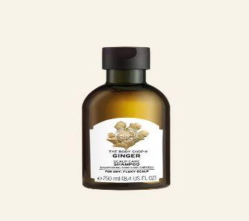 The Body Shop Ginger Anti-Dandruff Shampoo 250ML (UK)