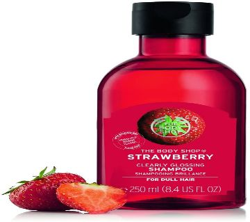 Strawberry Clearly Glossing Shampoo 250ML (UK)