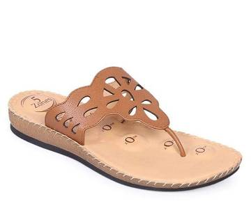 Dr.Mouch Brown Ladies Medicated Sandal