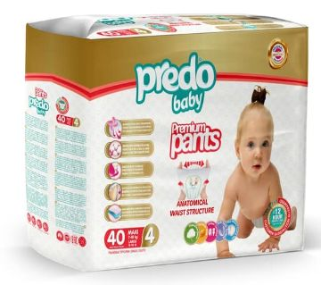Predo premium Baby Diaper - pants