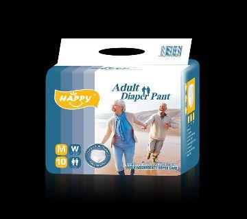 Happy Adult Diaper - Pants 10pcs
