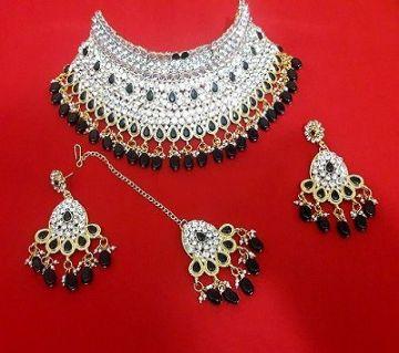 Kundon Necklace Set-05
