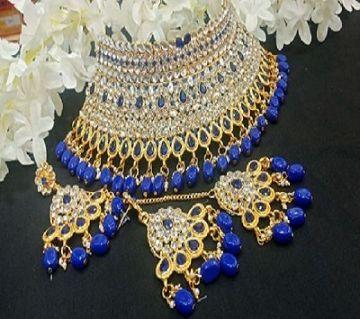 Kundon Necklace Set-08