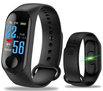 M3 Smart Band Bracelet Heart Rate Watch