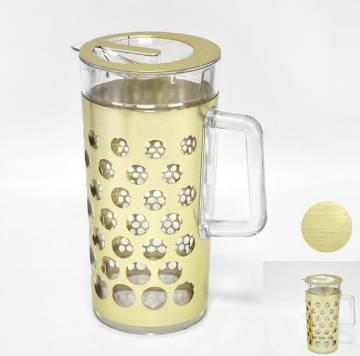 Bubble Design Kitchen Acrylic Water Pitcher