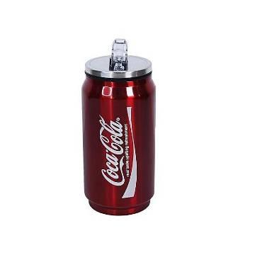 500ml Stainless Steel Coca Cola Design Water Bottle