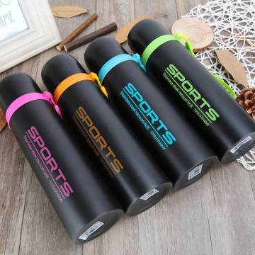 500ML Stainless Steel Thermos cup for water bottle Insulated Tumbler Cups coffee Travel Vacuum Flasks thermal kettle