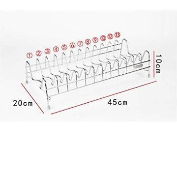 Drain Rack - Shelf Single Drain Rack