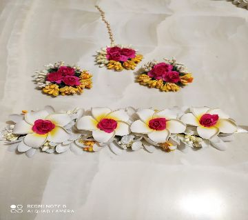 Non Bridal Artificial Flower Set