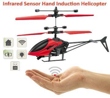 Remote Control Sensor Helicopter