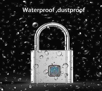 Fingerprint Padlock Waterproof