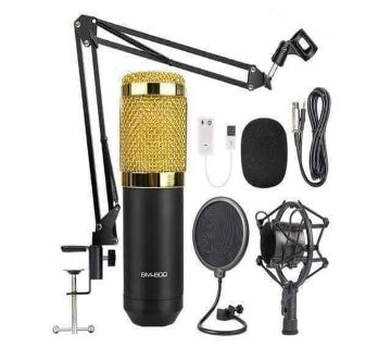BM-800 Studio Condenser Microphone Full Microphone set