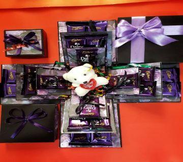 Love Explosive chocolate Gift box
