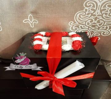 Chocolate Gift Box - Valentines Day Special - 32 pcs Chocolate Gift Box