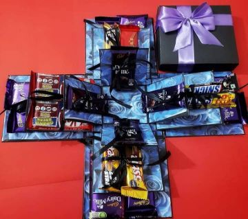 Chocolate Gift Box - Valentines Day Special - 20 pcs Chocolate Gift Box