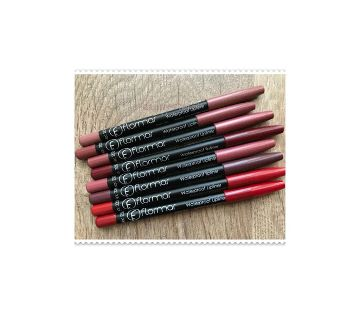 Flormar  WATERPROOF Indian Lipstick 12 pcs 25 gm