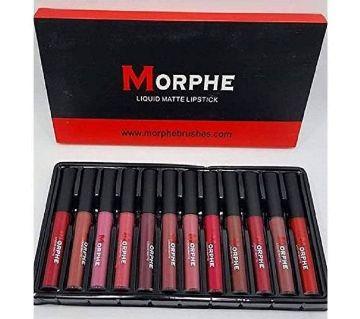 Morphe Lipstick - 12Pcs - USA