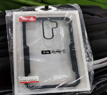 Xundd Protective Cover For Xiaomi Note 8 Pro Lite Case Shock Proof Airbag Bumper Soft Back Transparent Shell Cover .