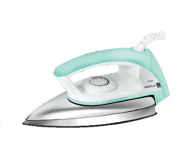 Havells INSTA AQUA Dry Iron 750W Non Stick Coating-Aqua and White