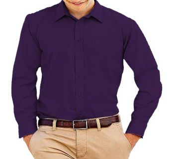 JENTS CHOICE SMART LOOKING FULL SLEEVE COTTON FORMAL SHIRTS FOR MEN