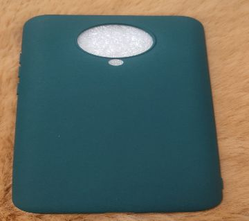 K30 Pro silicon case Back Cover