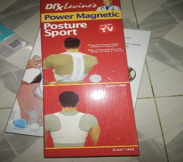 Power magmatic posture support