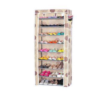 9-Layer Shoe Cabinet Rack