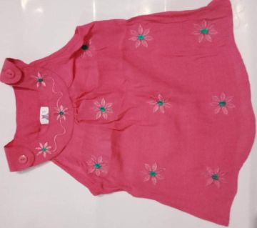 BABY FASHION FROCK FOR SUMMER-Age(02-06)