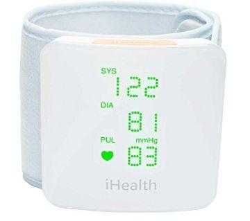 i Helth Wireless Blood Pressure Wrist Monitor