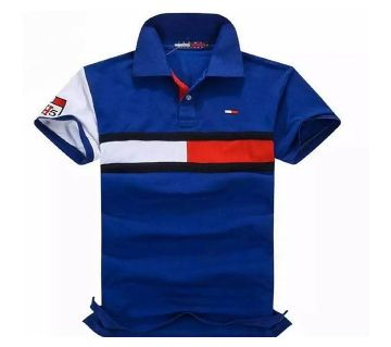 Polo Shirt For Men Blue