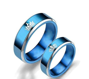 King Queen Couple Ring