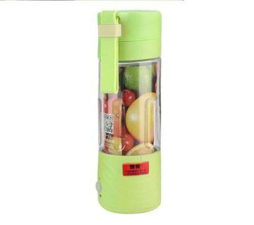 USB Rechargable Mini Portable Fruit & Vegetable Blender