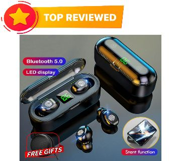 Wiresto True Wireless Earbuds Mini Bluetooth Earphone