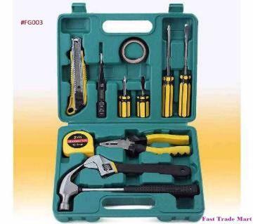 12 piece tool kit set