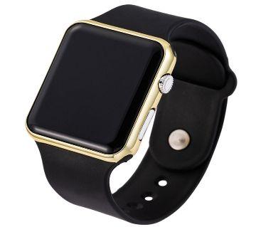 Digital Smart Wrist Watch (Push Touch)-Copy