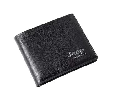 Jeep Artificial Leather Wallet for Men