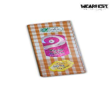 Premium Quality Stitched Cotton Fabric Lungi - Noksha