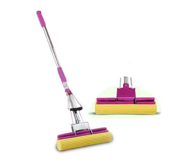 Stainless Steel Double Roller Mop
