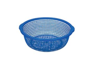 72201 Vegetable Net Bowl - Blue (Combo of 3)
