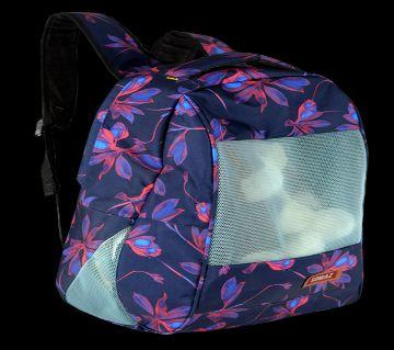 Pet Carry Bag Dog Cat Rabbit Bird Carry Backpack Pet Travel Outdoor Carry Cat and Dog Bag Flower Print