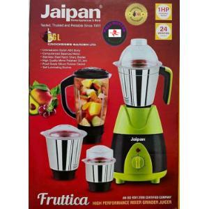 Jaipan Fruttica Mixer Grinder Juicer 750 Watt (4 in 1)