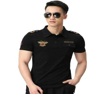 Italian Police Polo Shirt for Men